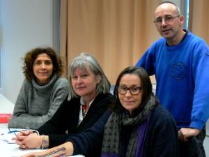 Formation des professeurs du collège des quatre moulins à Brest