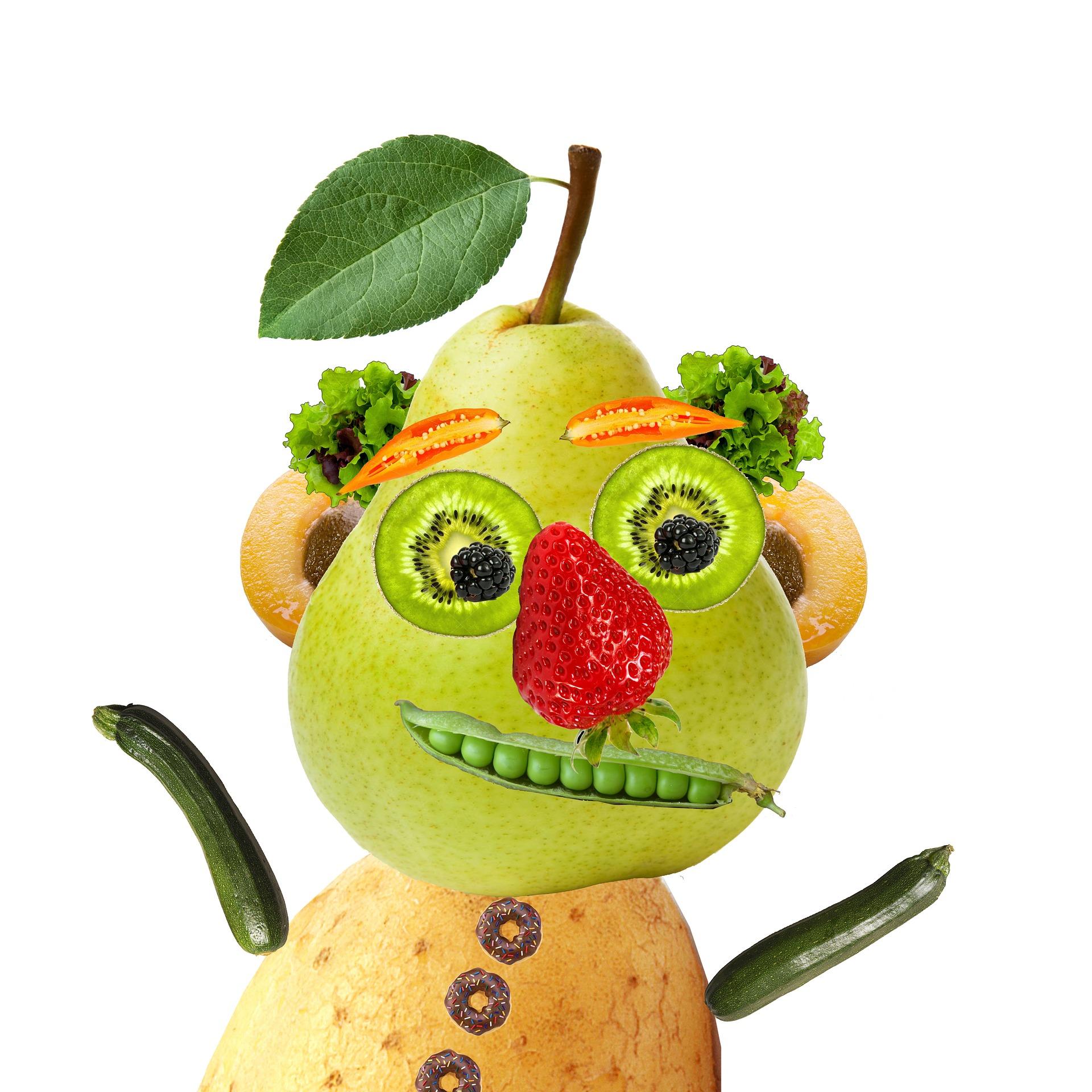 5 fruits et l gumes par jour slogan publicitaire ou r els bienfaits aux go ts du jour - Fruit ou legume en i ...