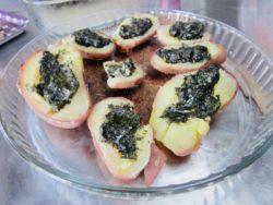 pommes de terre recette bretonne avec algues