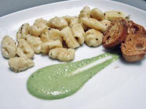 recette anti-gaspi reste puree gnocchis