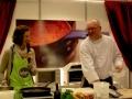 Demonstration cuisine Xavier Hamon